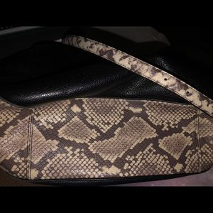 Limited Edition Coach Snake Skin Harley Hobo Purse